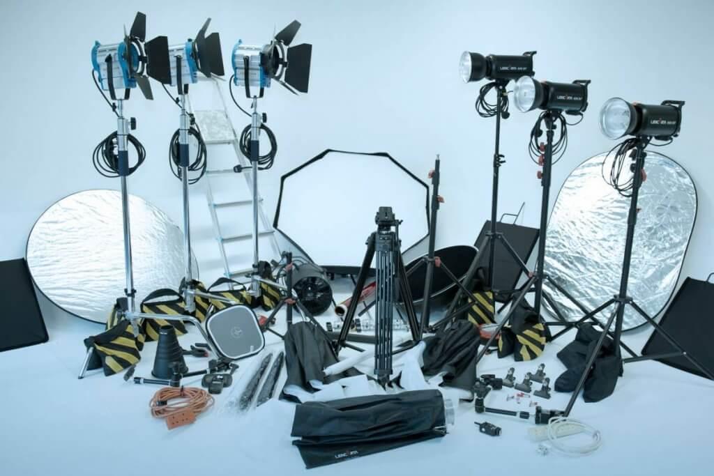 Cineview Studios Eqipment