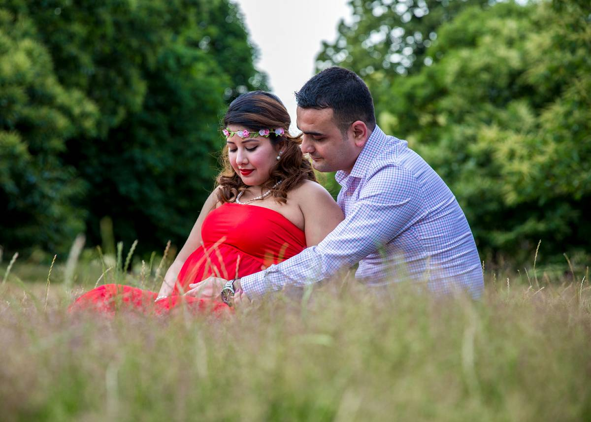 Maternity Photoshoot - Maternity Photography in London (Cheap)
