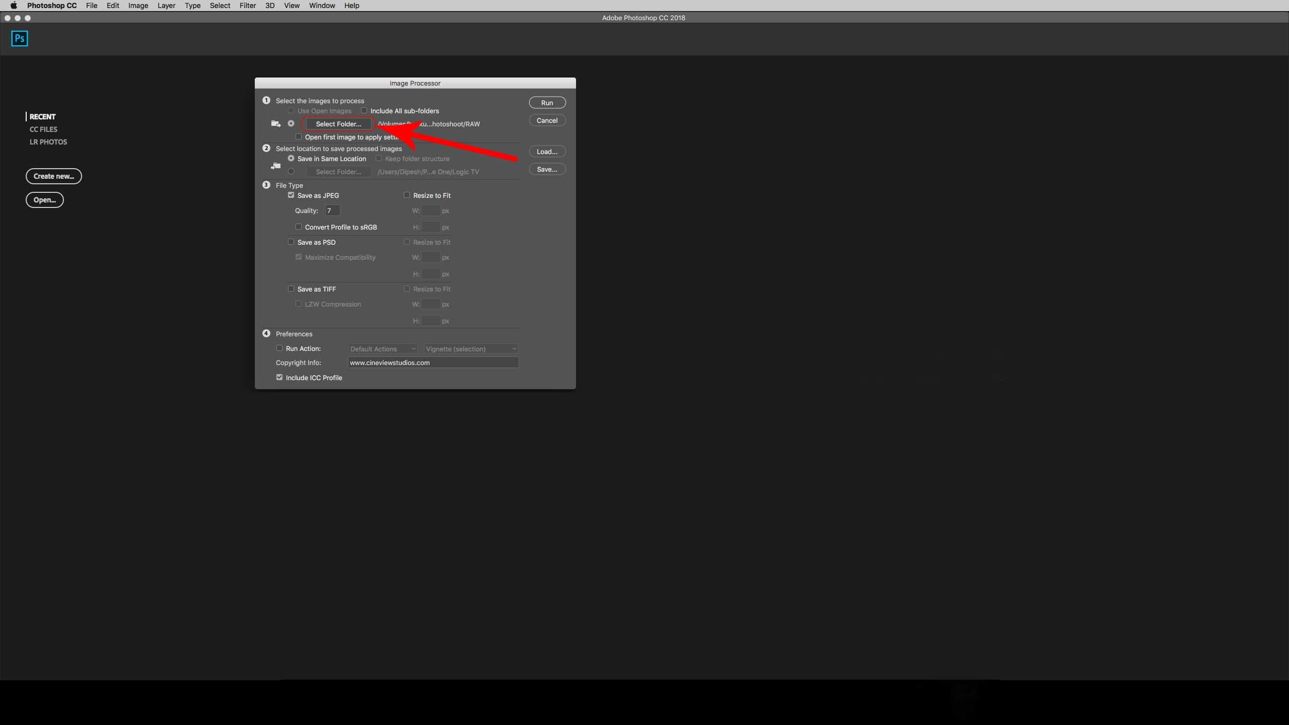 convert-photoshop-raw-images-image-processer-step-2