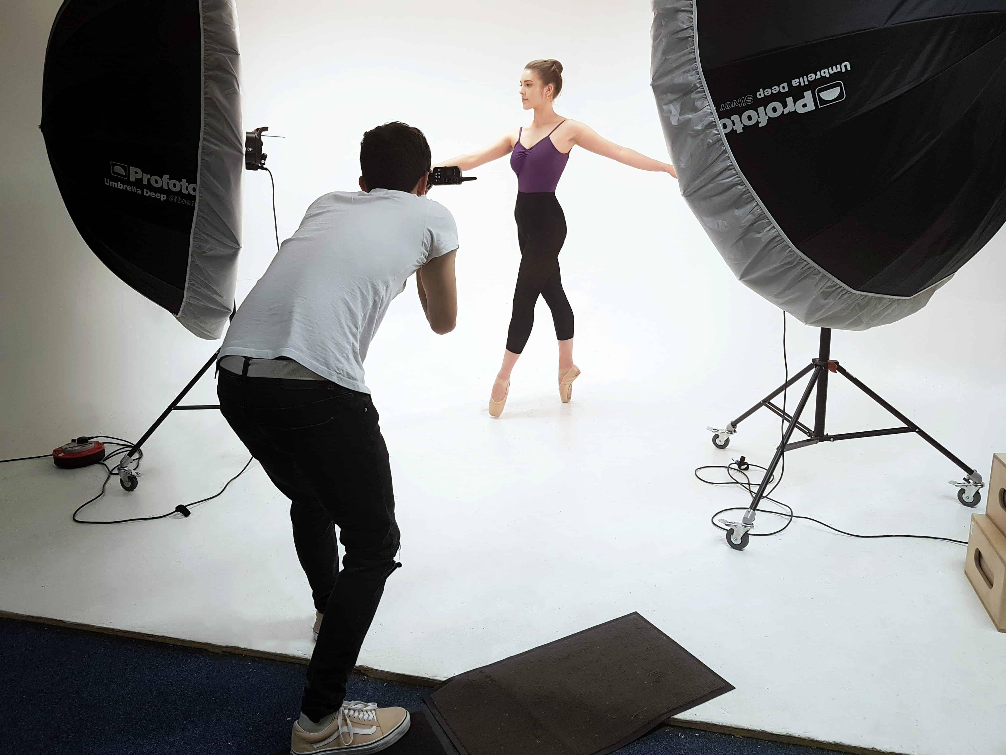 studio near hire london cheap looking photoshoot